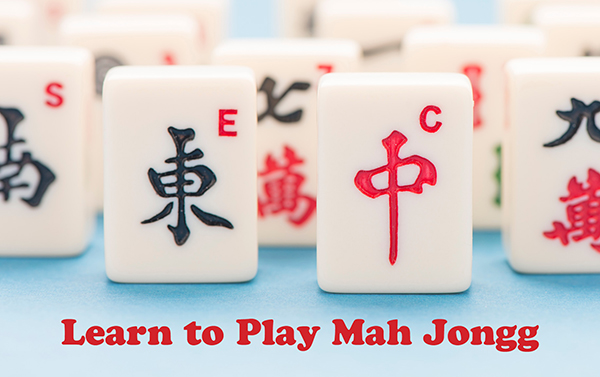 Don't Know How to Play Mah Jongg?