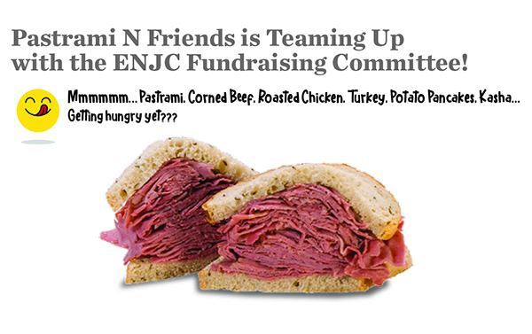 Enjoy your favorite deli meals and raise funds for the ENJC!